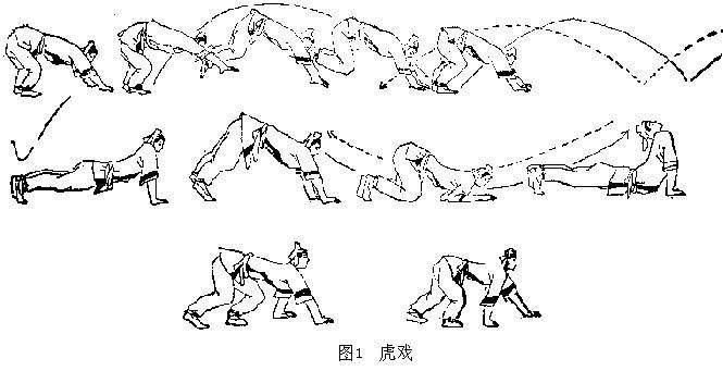 为何说''五禽戏''是中国最早的健康操?