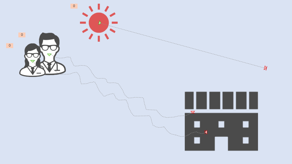 PPT趣味路径动画制作,1秒成为同事倾慕的对象