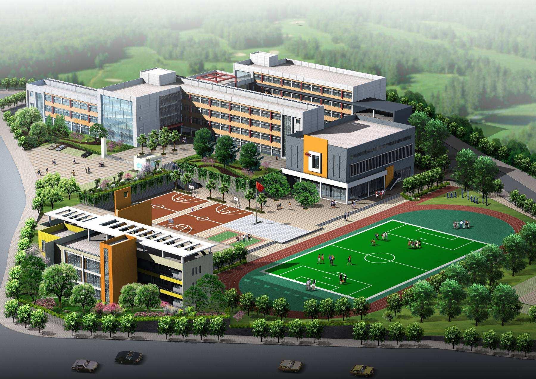 到2035年 南昌规划范围内共扩建学校37所 新建学校116所