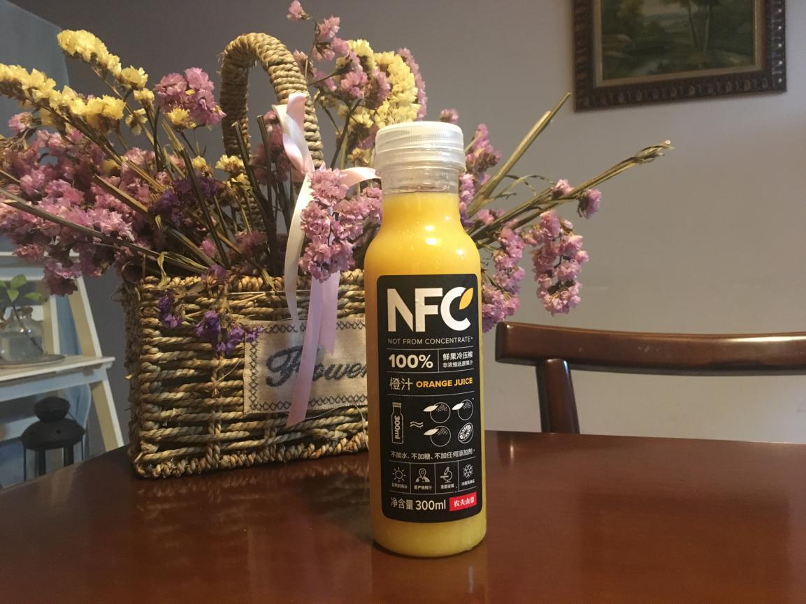 江小白 NFC橙汁 冰块,让你的舌尖感受雾里看花 搜狐美食 搜狐网