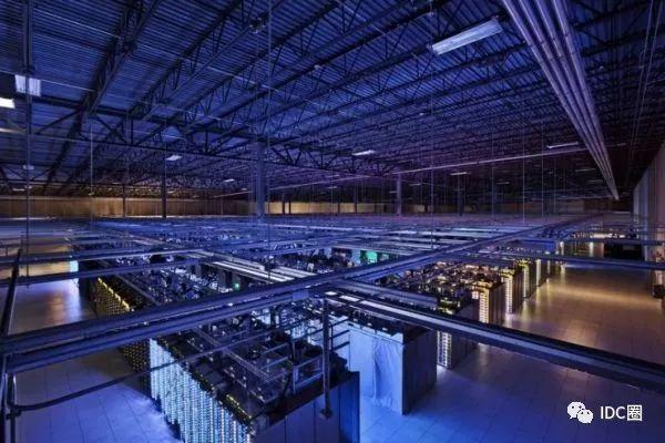 谷歌数据中心上线首个应用到大规模真实工业场景