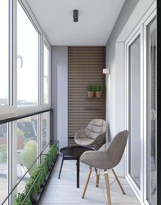 谁说阳台只能用来晾衣服?学会布置,它可以顶一间房!插图