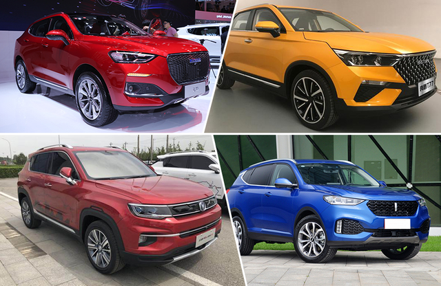 近期上市4款自主品牌SUV | 关税下调日系欧系销量上升