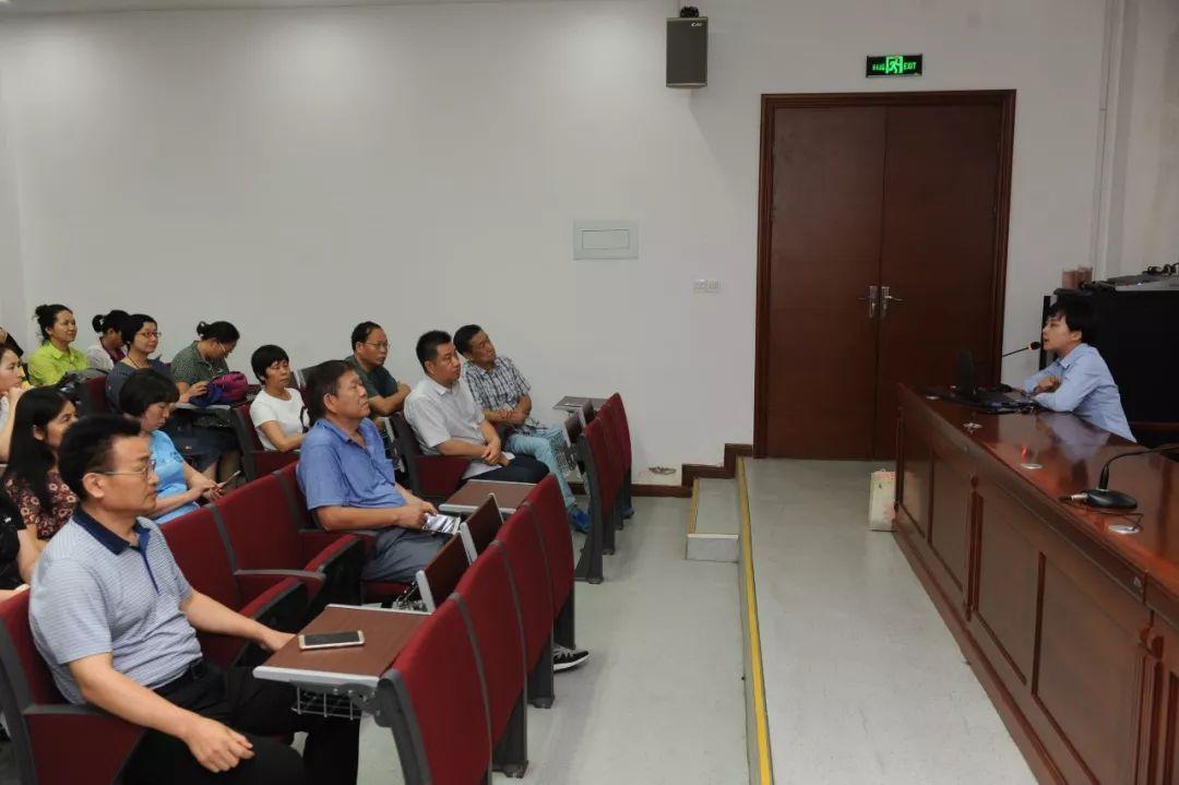 河南理工大一附院组织党员干部到大别山干部学院开展红色教育