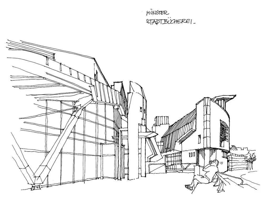 世界十大著名建筑简笔画