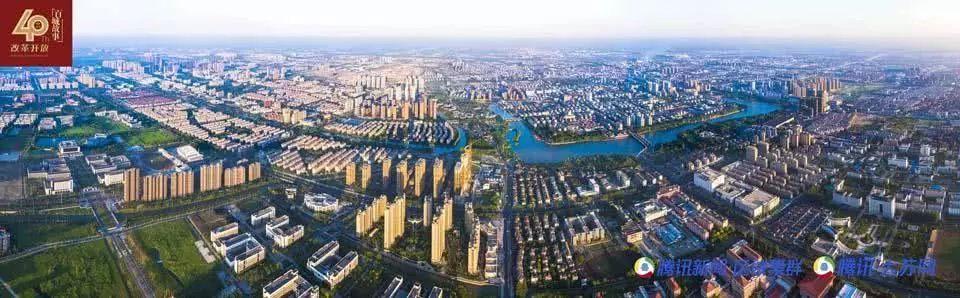 江苏泰州地�_泰州改革开放40年:泰州人来看看,江苏最年轻的地级市的变与不变