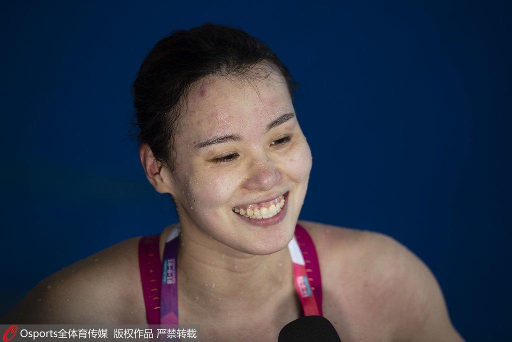 池江: 亚运女子游泳预赛 傅园慧池江漓花子均顺利晋级_名将