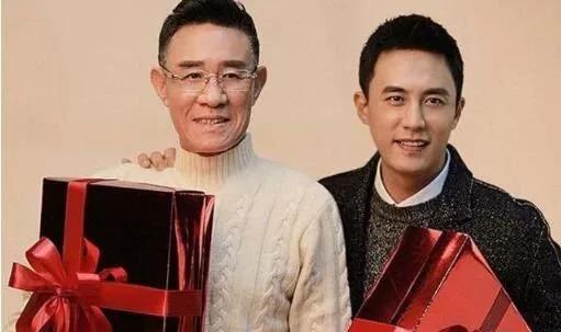 杜淳的父亲杜��f�_杜淳的父亲杜志国,杜志国也是演员,父亲的身高比儿子要高哦,这一点