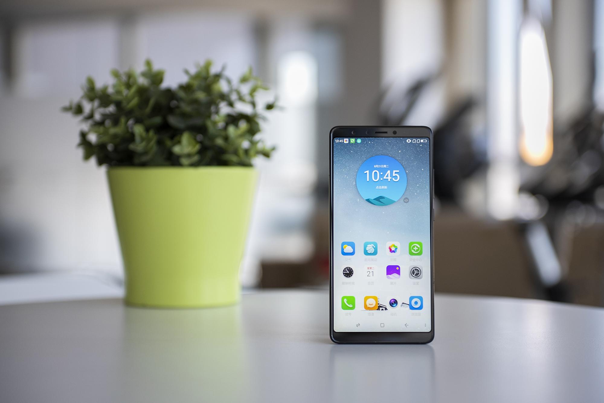 360手机N7 Pro开箱图赏 360手机N7 Pro配置参数大全手机好用吗