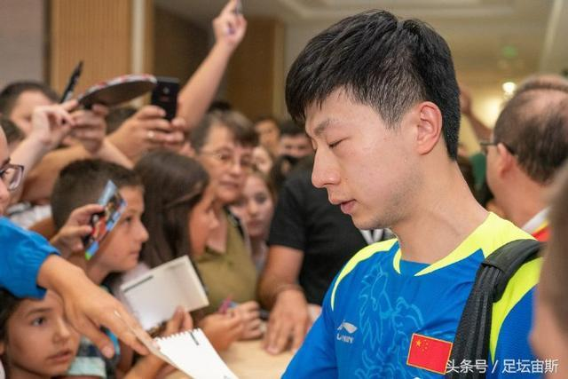 国际乒联正式宣布马龙退赛缺席世界杯 国乒世界冠军顶替马龙参赛