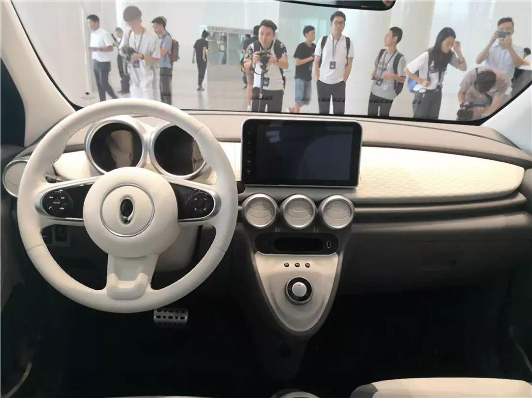"""长城发布新能源""""欧拉""""品牌 四大产品矩阵日趋完善图片"""