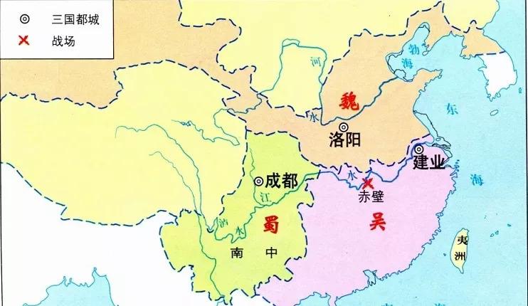 三国详细地图全图高清版_三国城市详细分布地图图片大全_uc今日头条新闻网