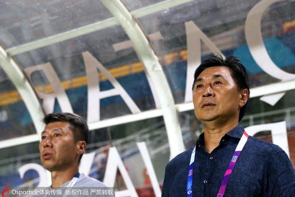贾秀全:对朝鲜有绝对劣势 想淘汰赛对手还太早