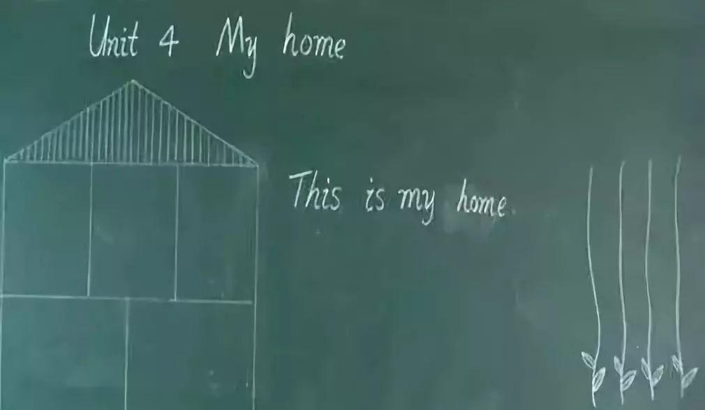 教师基本功培训之英语老师不可不知的板书设计!(四)图片
