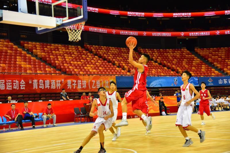 火爆升级!省运会篮球赛开启巅峰对决
