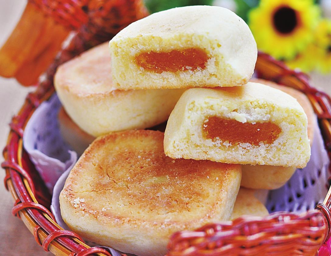 台湾特产凤梨酥在家制作更放心,健康无添加,快来看看吧