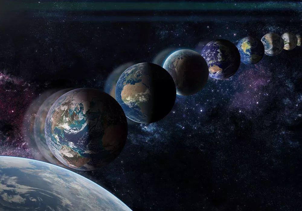 """【天体物理】外星人生存在平行宇宙?科学家称""""靠谱"""""""