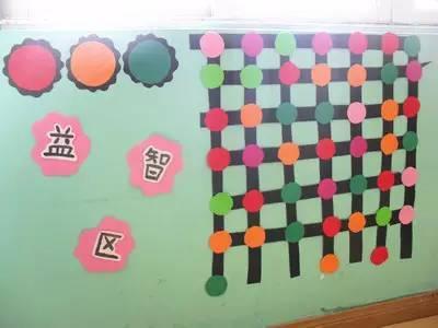 警法 正文  美工区墙面 把美工区的墙面设计的美美的,孩子们才能爱上图片