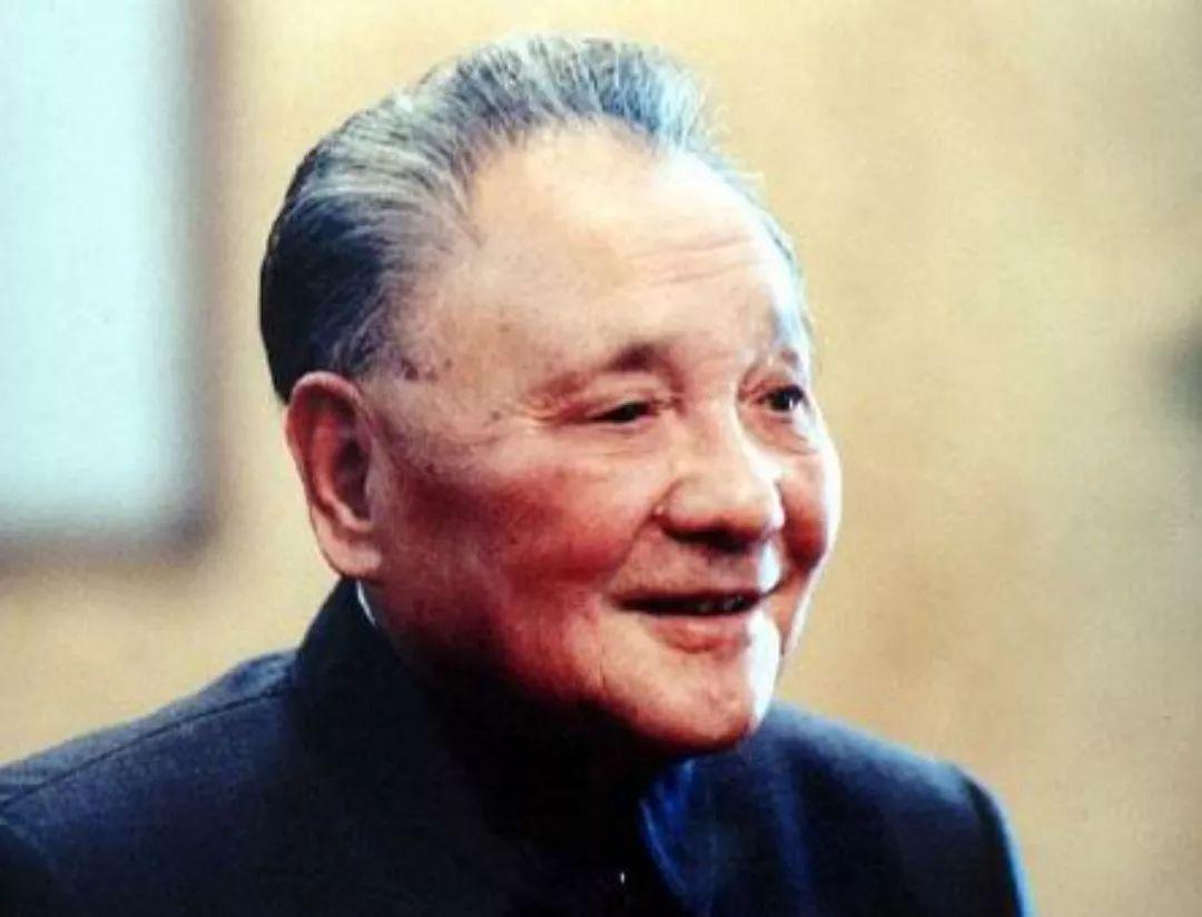 今天是邓小平诞辰114周年,让我们道一声:小平,您好!
