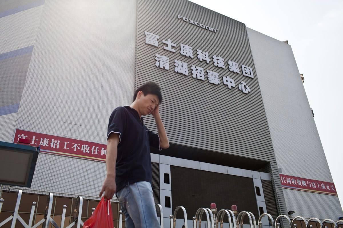 2018年08月22日深圳龙华富士康最新招聘信息