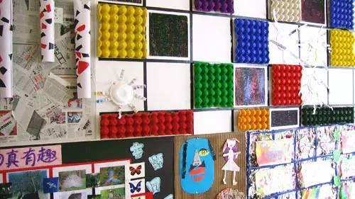 开学专用 美工区墙面 把美工区的墙面设计的美美的,孩子们才能爱上图片
