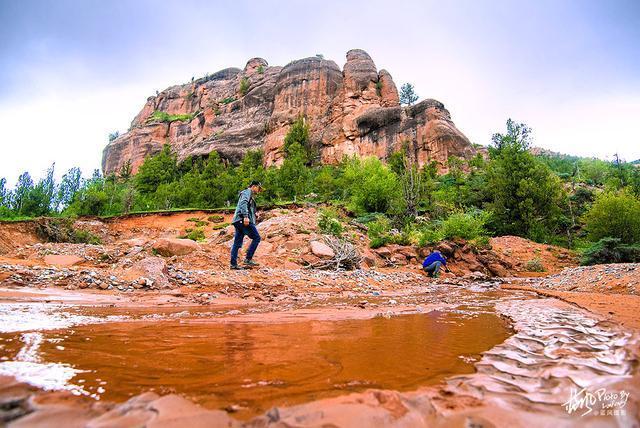 探秘昂赛大峡谷,美的不是一点点