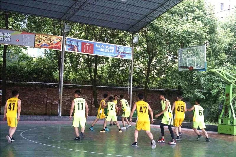 """2018众联集团第二届篮球决赛落幕,""""众联杯""""花落谁家?"""