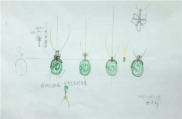 2018年10月20日-27日珠珍首饰顺手绘技法,开展珠珍设计师之门