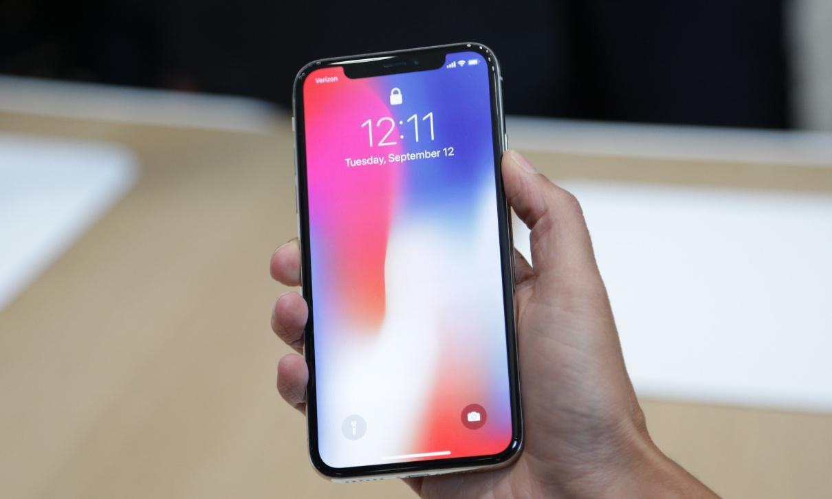2018年新款iPhoneAMOLED面板将会击败最新的三星旗舰