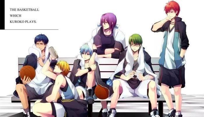 《黑子的篮球 last game》