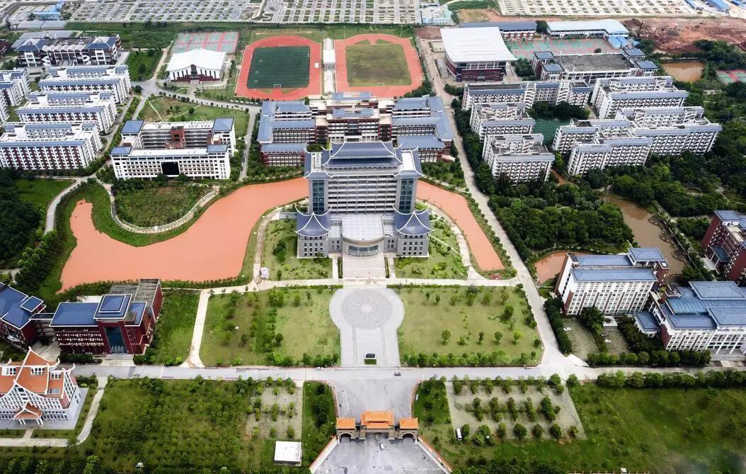 民族文化广场平面图