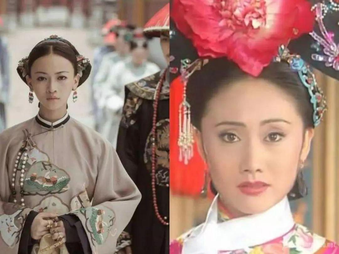 整个妆容给人特别温顺的认为,和而今风靡的欧式大挑眉迥然分歧.图片