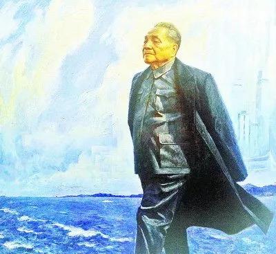 一代伟人邓小平——为了不可忘却的纪念
