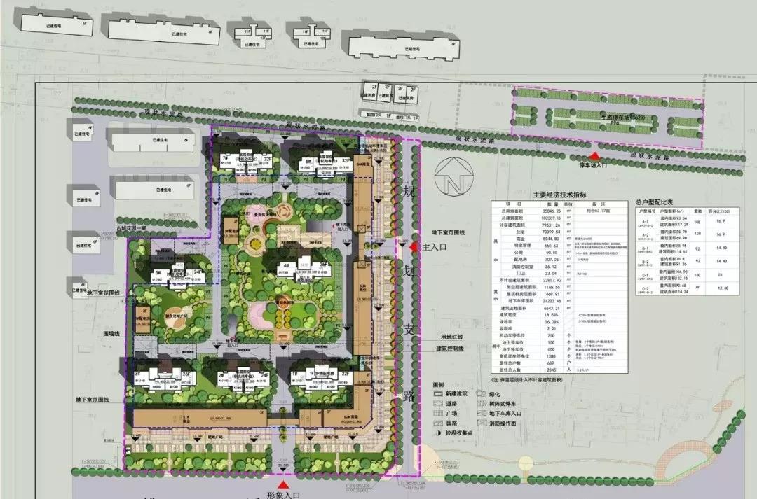 舒城城区4处安置小区规划公示!是你家吗?