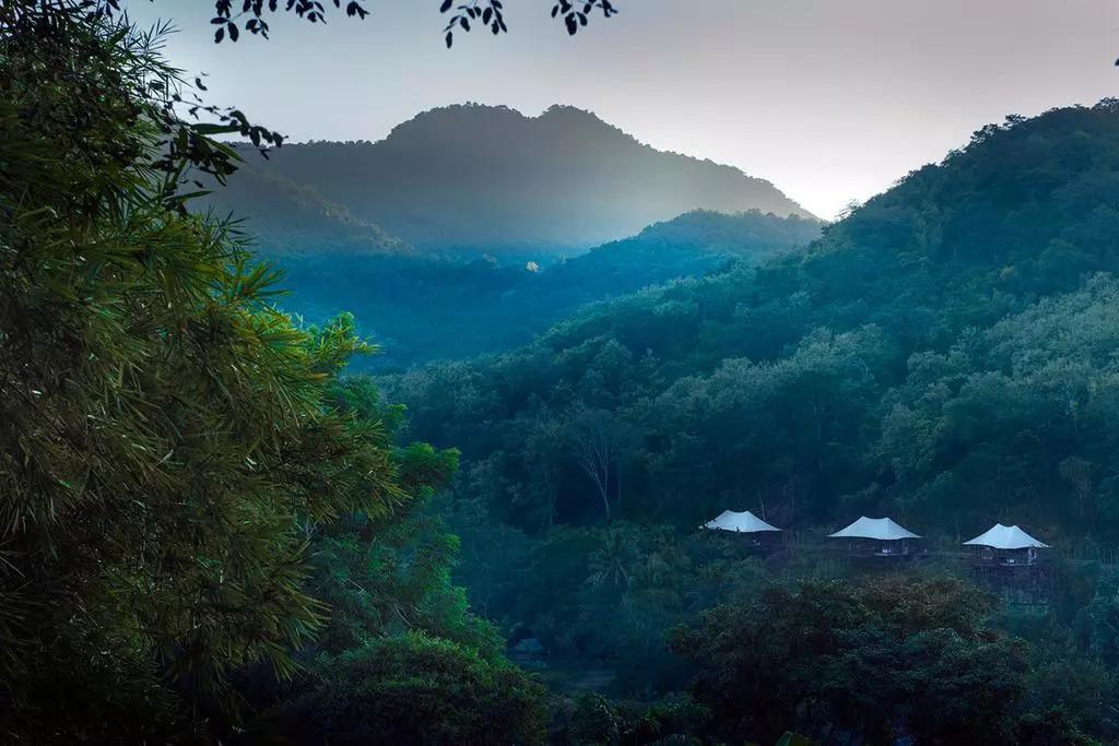 揭秘东南亚年度最新网红酒店,落在这座比清迈还小清新图片