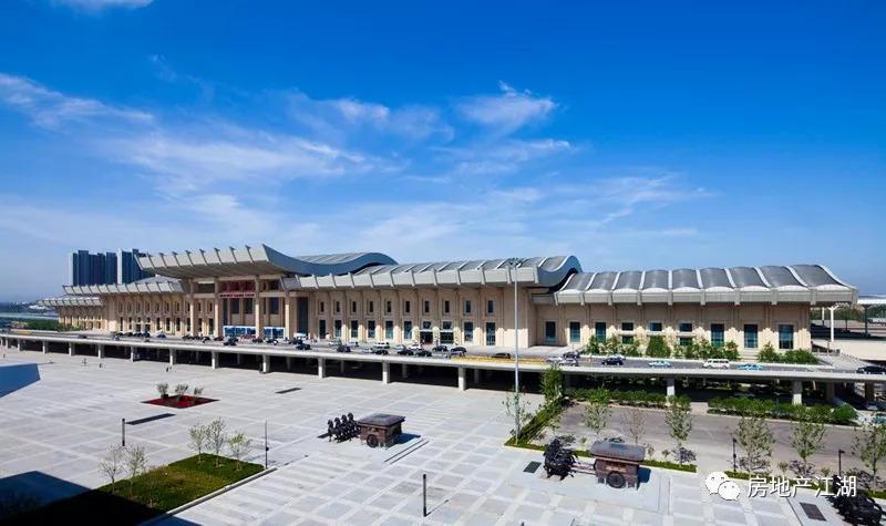 济南东站即将投入使用,西客站片