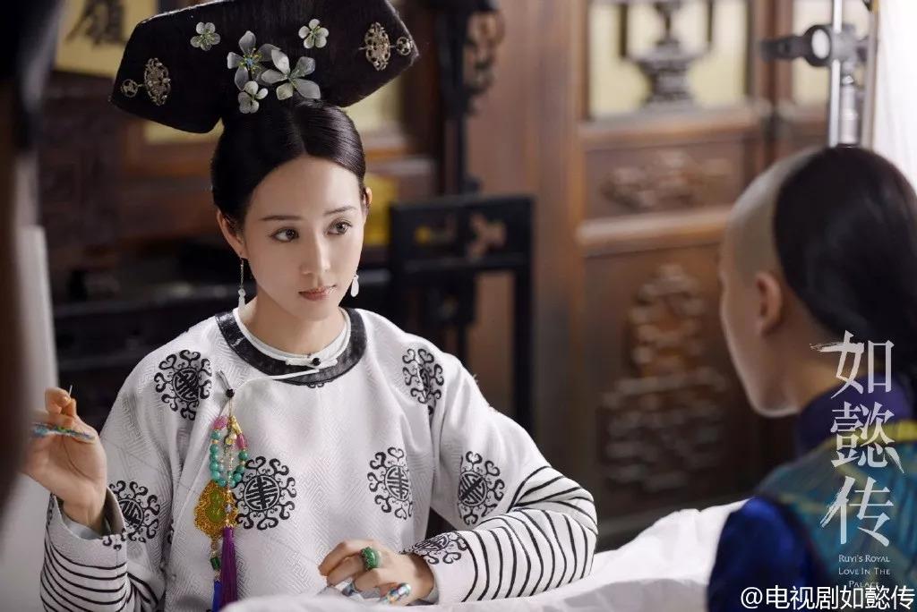求:张钧甯别在《如懿传》中黑化啊!
