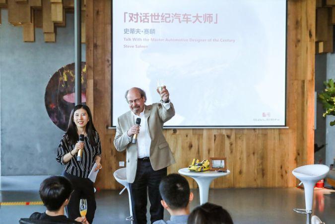 美国汽车大师史蒂夫·赛麟来到中国的第一项任务——营造赛车文化
