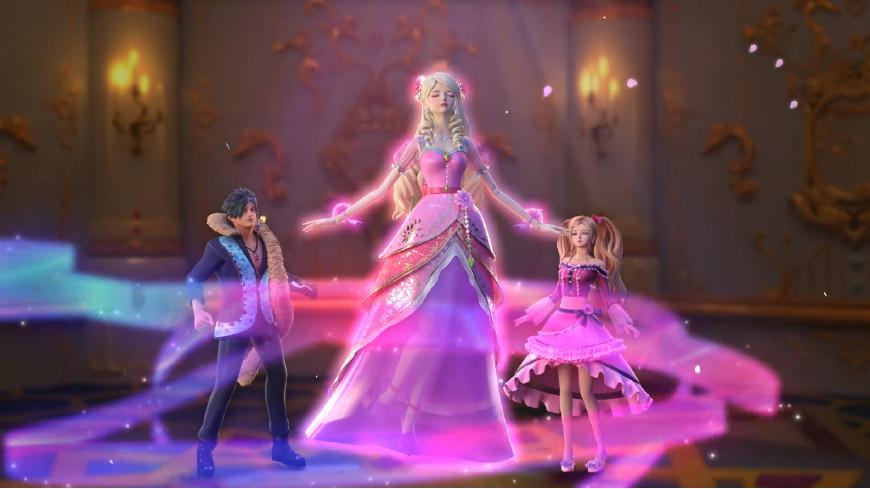 叶罗丽:灵公主才是金王子的爱人,剧中这三个细节你一定没注意图片
