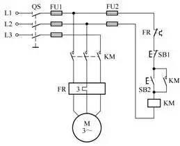 干货 3分钟了解45张常用电动机控制电路图图片