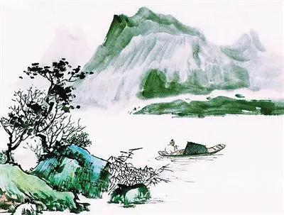 黑云翻墨未遮山, 白雨跳珠乱入船 ,苏轼在西湖边望湖楼饮酒后,作了这首诗