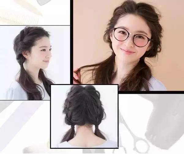 头发,橡皮筋,马尾 1p1p.work