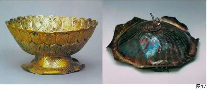 浅谈唐代金银器对瓷器的风格影响