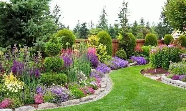 园林景观设计,花境为什么平面设计我也不想学图片