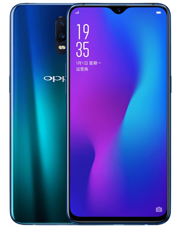 OPPO R17系列黑科技手机发布 可