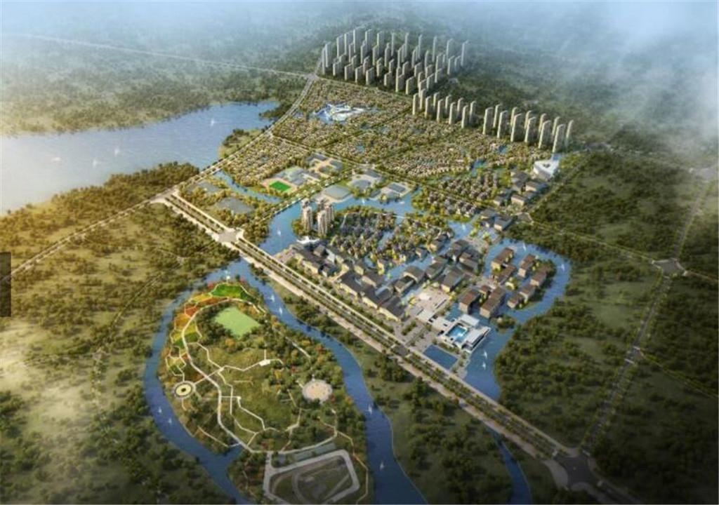 绿地梓湾国际康养度假区,华中醉美生态宜居社区,精装湖景美墅