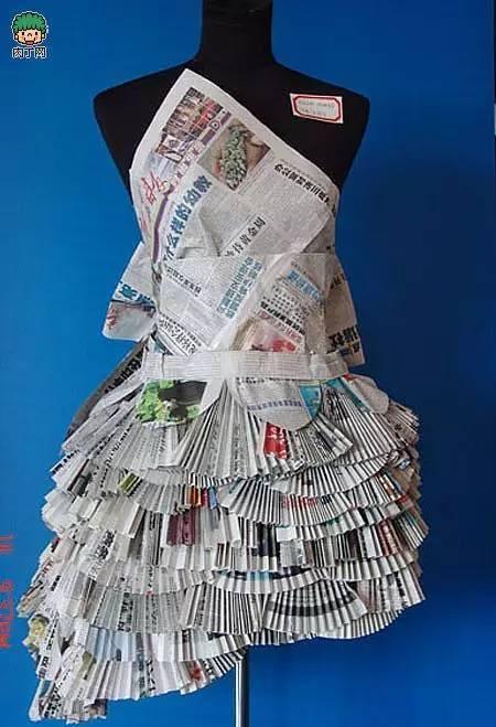 材料:海报,胶水,剪刀,彩笔 ②:利用海报制作出不同的制品,如:垃圾桶图片