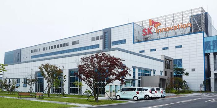 江苏SKInnovation在常州韩国建电池厂插队汽御魂9层大蛇扩大图片
