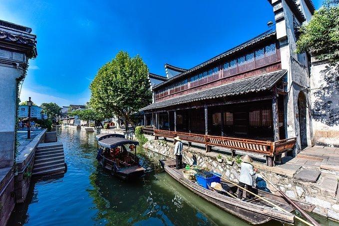 中国唯一可以比肩威尼斯的古镇,欧洲水上之都可改名西方水城