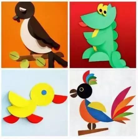 【实用资源】13款幼儿园创意手工制作,让幼儿园手工课